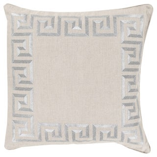 Beth Lacefield: Decorative Casady Geometric 18-inch Throw Pillow