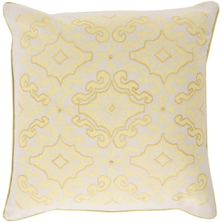 Decorative Colten Floral 18-inch Throw Pillow
