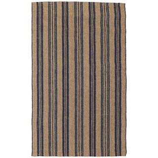 Kosas Home Daxx Seagrass Stripe Rug (8' x 10') - 8' x 10'