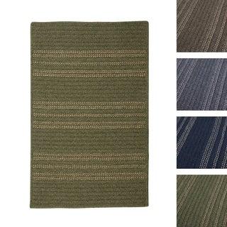 Aspen Bark Grey Rug (3'6 x 5'6)