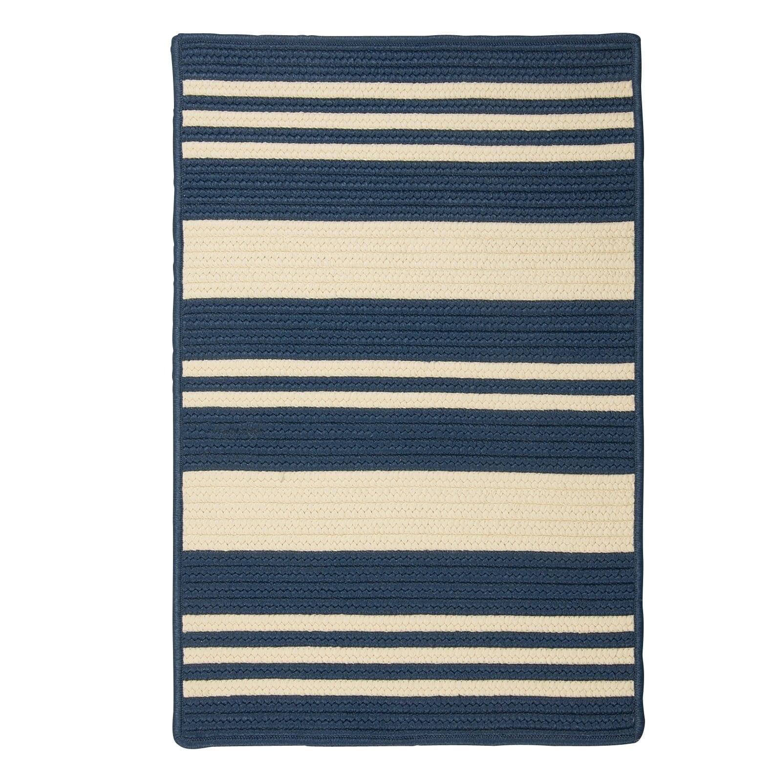 Colonial Mills Radiance Blue Jasmine Rug (7' x 7') (Blue)...