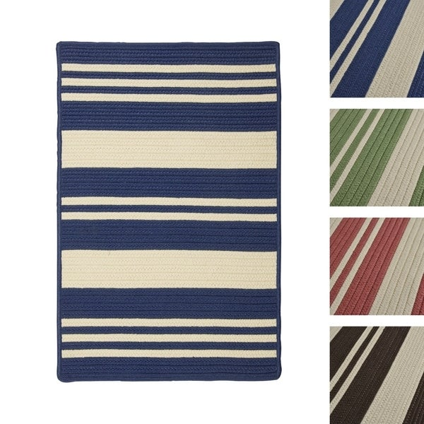 Radiance Indoor/Outdoor Braided Reversible Rug USA MADE - 8' x 10'