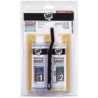 DAP Kwik Seal Grout Recolor Kit-White