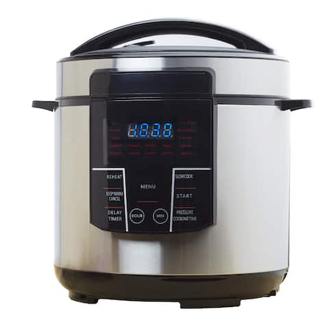 Brentwood EPC-626 6-Quart Electric Pressure Cooker