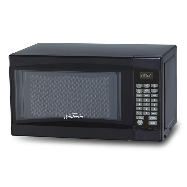 Sunbeam Sgd2702 Black 7cu Microwave Oven Free Shipping
