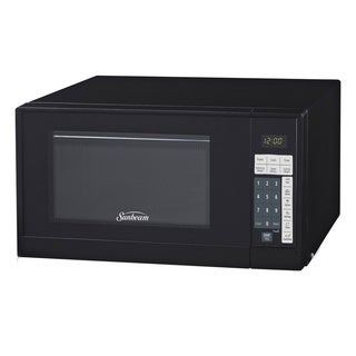 Sunbeam SGSR902 Black .9cu Microwave Oven