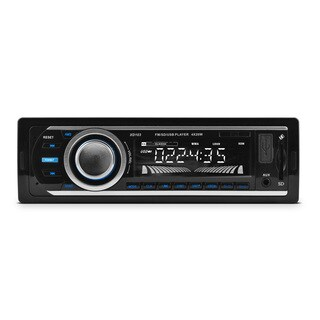 XO Vision XD103 Car Flash Audio Player - iPod/iPhone Compatible - Hal