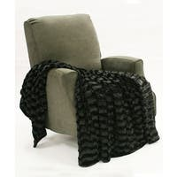 BOON Saga Double Sided Faux Fur Throw