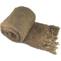 BOON Fluffy Woven Throw