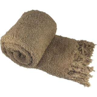 BOON Fluffy Woven Throw