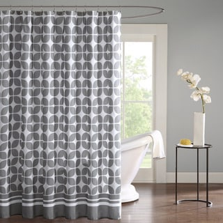 Intelligent Design London Shower Curtain - 3 Color Options