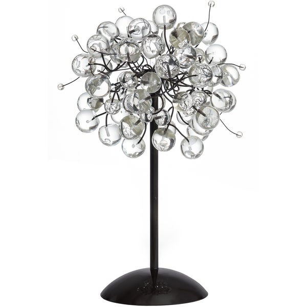 Luna Glam Beads Table Lamp
