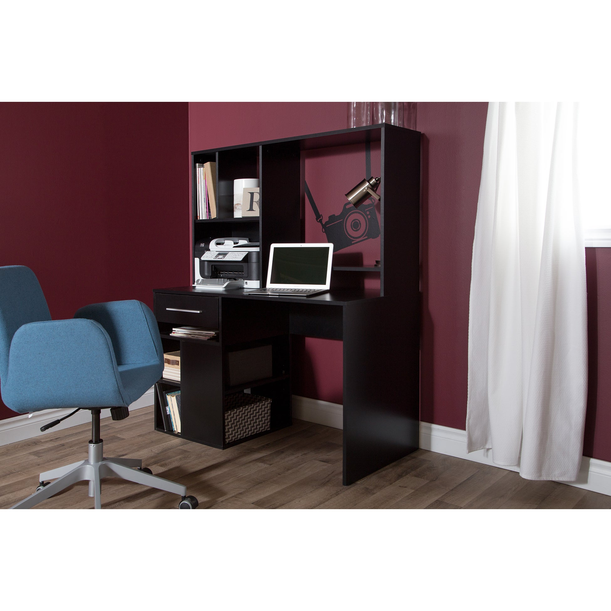 South Shore Annexe Home Office Computer Desk N/A