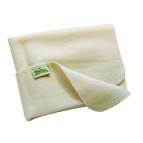 Natura World Lil Accidents Cream Pad Crib