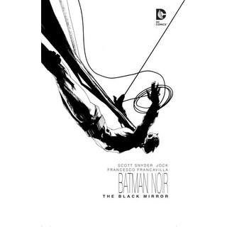 Batman Noir: The Black Mirror (Hardcover)