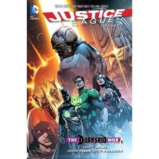 Justice League 7: Darkseid War (Hardcover)