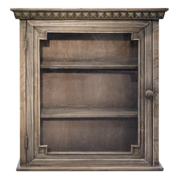 Architectural Walnut Wall Cabinet | eBay