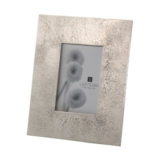 Dimond Home Aluminum Silver Cement Frame