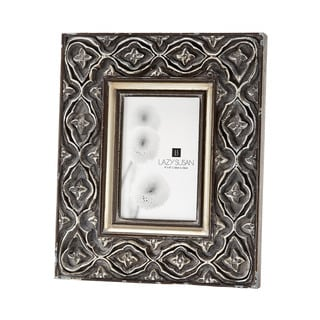 Dimond Home Hand-carved Ornate 4x6 Frame
