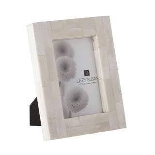 Dimond Home Stone Resin Bone Block Picture Frame