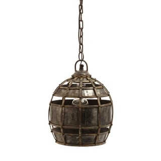 Dimond Home Round Fortress Pendant Light