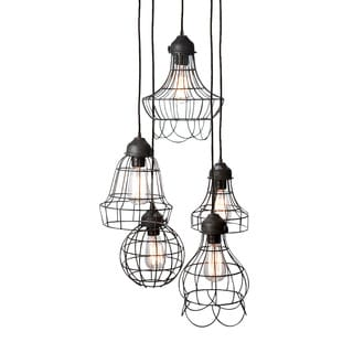 Dimond Home Five-Wire Pendant Lamp
