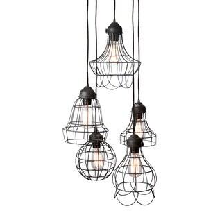 Dimond Home Five-Wire Pendant Lamp