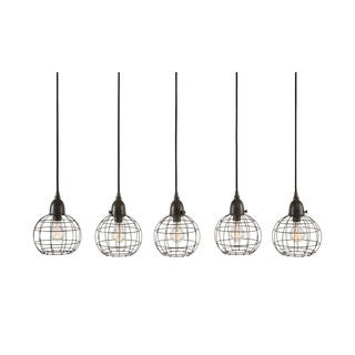 Dimond Home Five-Wire Ball Pendant Lamp