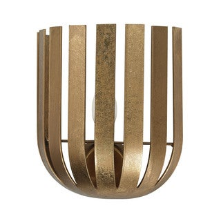 Dimond Home Gold Leaf Olympia Wall Sconce