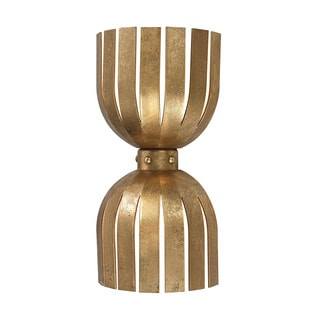 Dimond Home Gold Leaf Olympia Double Wall Sconce