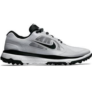 Nike Men's FI Impact Light Grey/ Black Golf Shoes