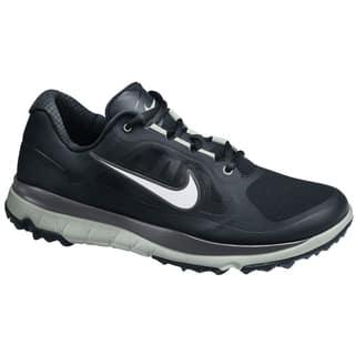 Nike Men's FI Impact Black/ Grey/ Silver Golf Shoes|https://ak1.ostkcdn.com/images/products/10449017/P17542276.jpg?impolicy=medium