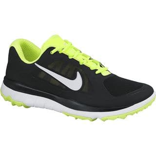 Nike Men's FI Impact Black/ Volt/ White Golf Shoes|https://ak1.ostkcdn.com/images/products/10449018/P17542277.jpg?impolicy=medium