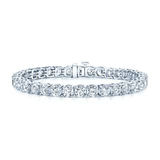 Estie G 18k White Gold 17 3/4ct TDW Diamond Bracelet|https://ak1.ostkcdn.com/images/products/10449047/P17542307.jpg?impolicy=medium