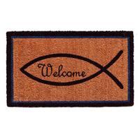Christian Welcome Doormat