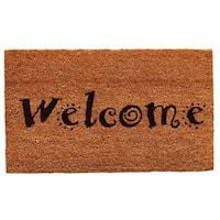 Fizzy Welcome Doormat