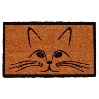 Purrfection Doormat