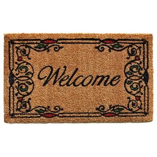 Charleston Welcome Doormat