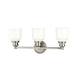 Hudson Valley Windham 3-light Polished Bath And Vanity