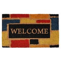 Monty Welcome Doormat