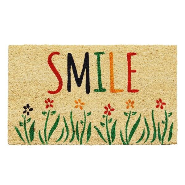 Smile Doormat