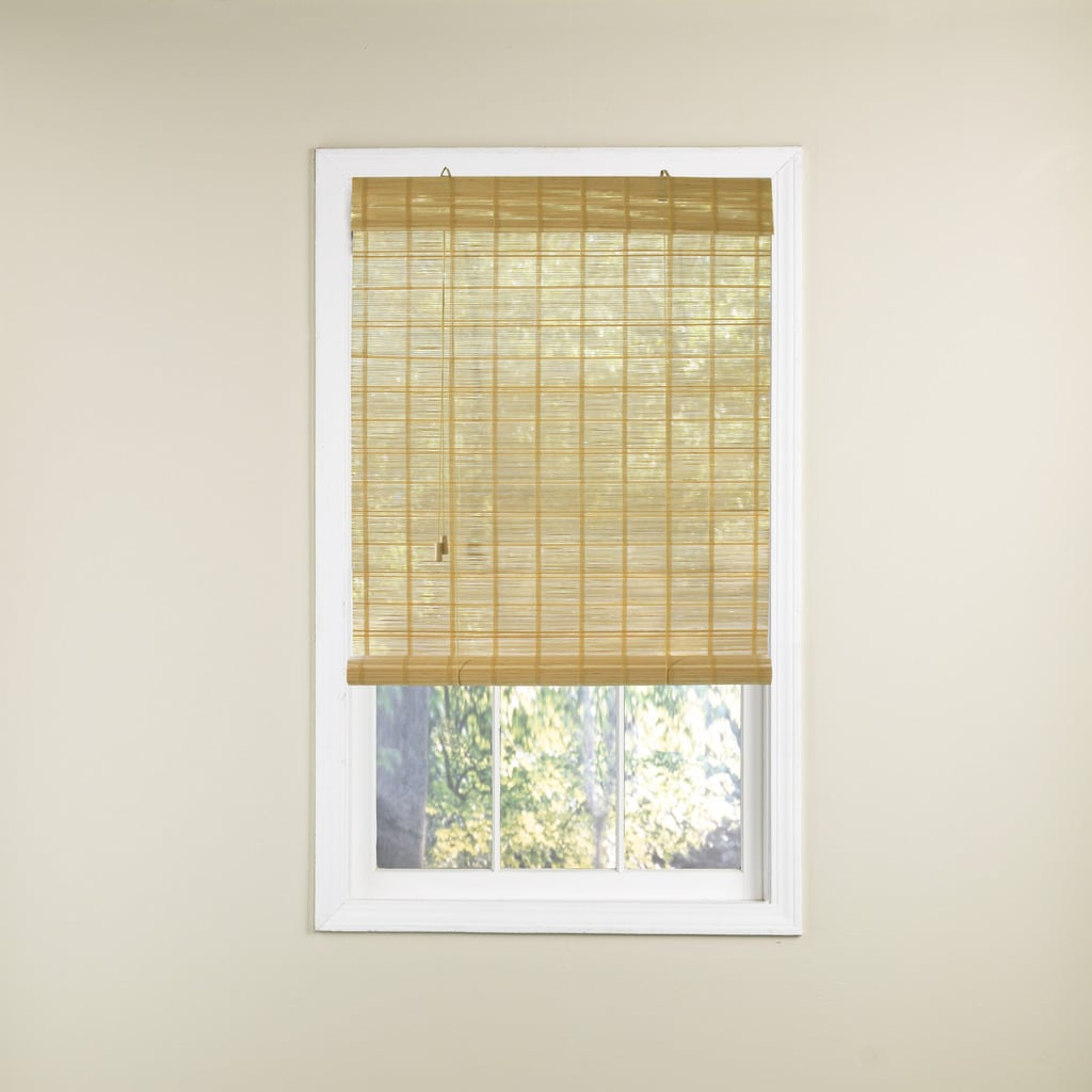 Lewis Hyman Winfield Collection Bamboo Rollup Shade in Na...
