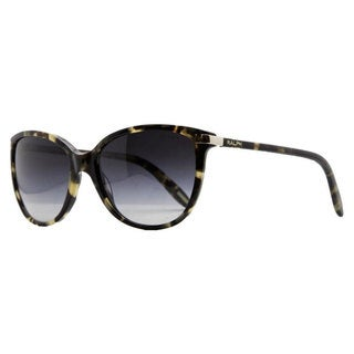 Ralph by Ralph Lauren Women's RA5160 Plastic Cat Eye Sunglasses
