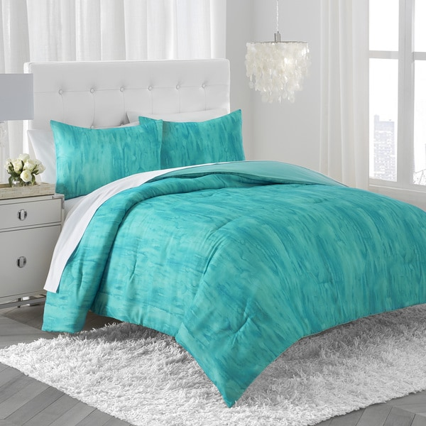 Amy Sia Lucid Dreams Watercolor Inspired 3-piece Comforter Set