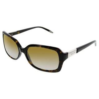 Ralph by Ralph Lauren Women's RA5049 Plastic Square Polarized Sunglasses