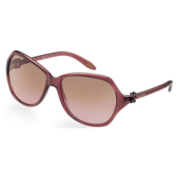 27596d2ea5f Ralph by Ralph Lauren Women  x27 s RA5136 Plastic Square Sunglasses - Rose
