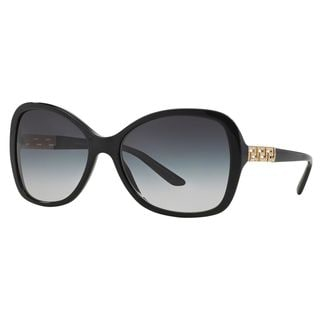 Versace Women's VE4271B Plastic Butterfly Sunglasses
