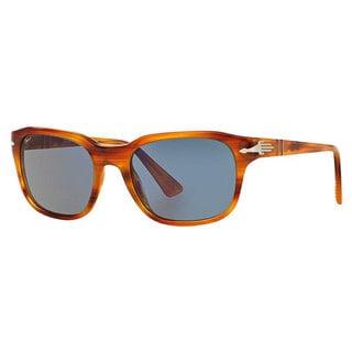 Persol Men's PO3112S Plastic Square Sunglasses