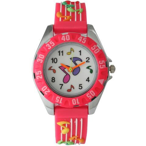 Olivia Pratt Kids' Music Note Watch