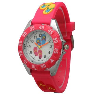 Olivia Pratt Kids' Flip Flop Watch